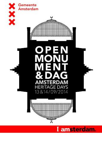 Open Monumentendag Amsterdam