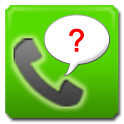 Unknown Call Info. icon