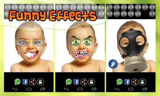Fun Face Changer: Pro Effects - screenshot thumbnail