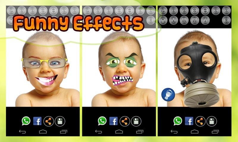 Fun Face Changer: Pro Effects- screenshot