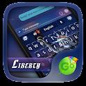 Liberty GO Keyboard Theme