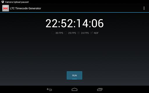 【免費媒體與影片App】LTC Timecode Generator Free-APP點子