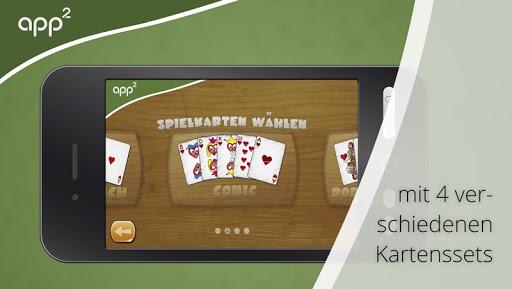 【免費紙牌App】Schnapsen FULL-APP點子