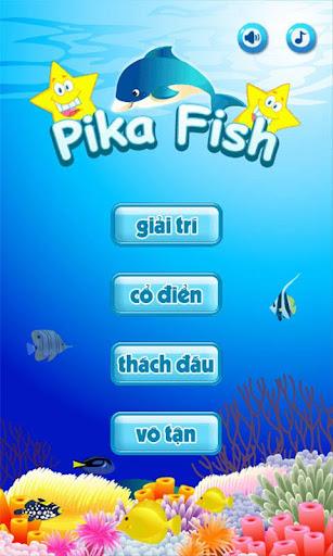 Pikachu fish