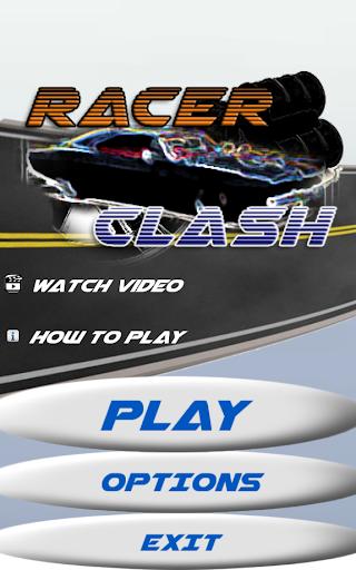 Racer Clash Run