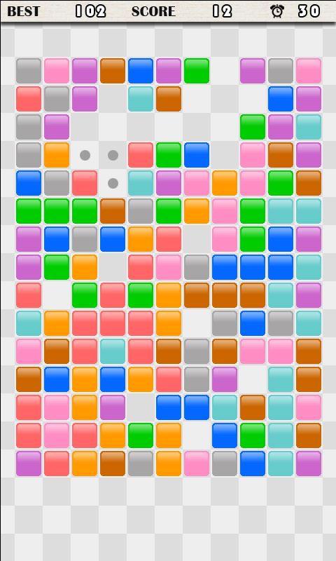 Color Tiles - Addictive Puzzle- screenshot
