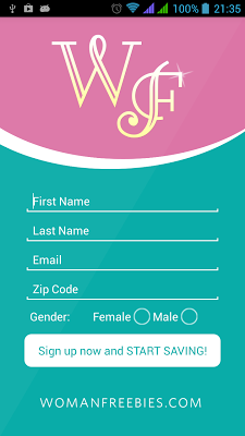 Woman Freebies - screenshot