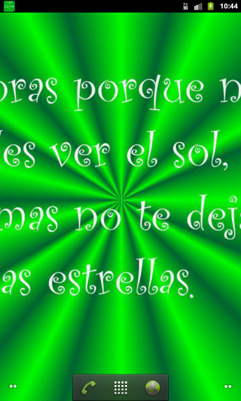 Frases Positivas - screenshot