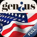 Genius US History Quiz icon