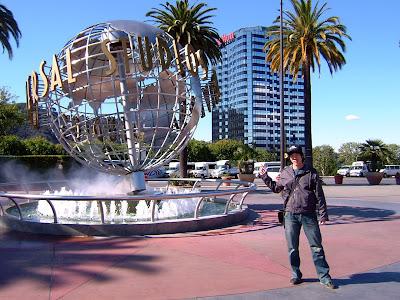 인증샷 - 유니버설 스튜디오 (Universal studio) [헐리우드,LA,유니버설 스튜디오,여행,로스엔젤레스,미국,Los angeles,universal studio]