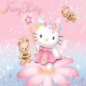 Fairy Kitty GO LAUNCHER THEME