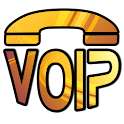 VOIP tablet & phone, call logo