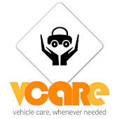 vcare - service center app