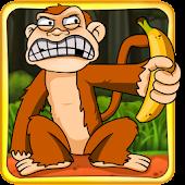 Monkey Eat Bananas