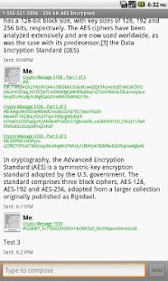 Crypto Mms BETA- screenshot thumbnail