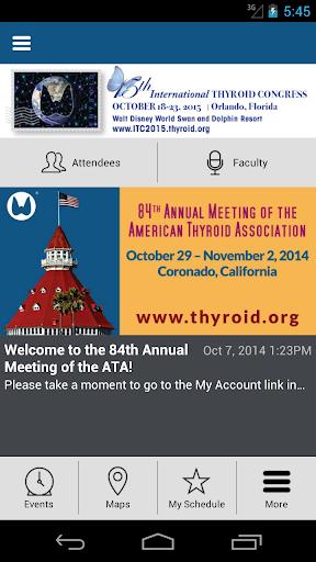 ATA 84th Annual Meeting
