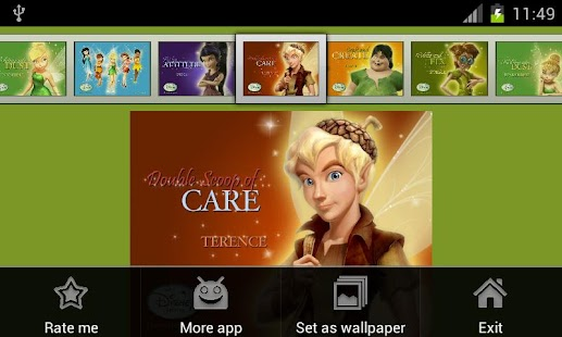 Tinker Bell Wallpapers - screenshot thumbnail