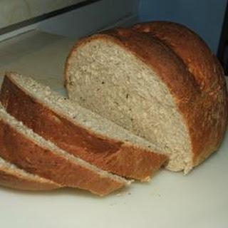 Caraway Dill Bread