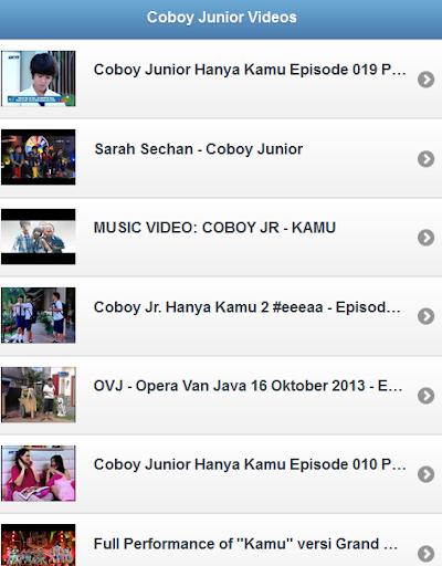 Coboy Junior Fans Videos