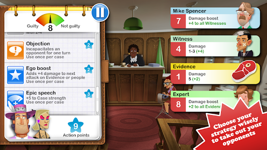 Devil's Attorney Screenshot 10