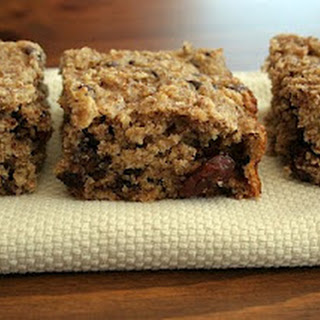 Chocolate Cherry Breakfast Bars (original recipe)