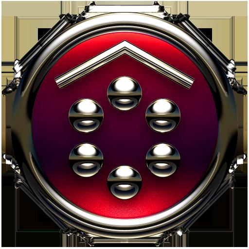 MAGNOLIA Smart Launcher Theme