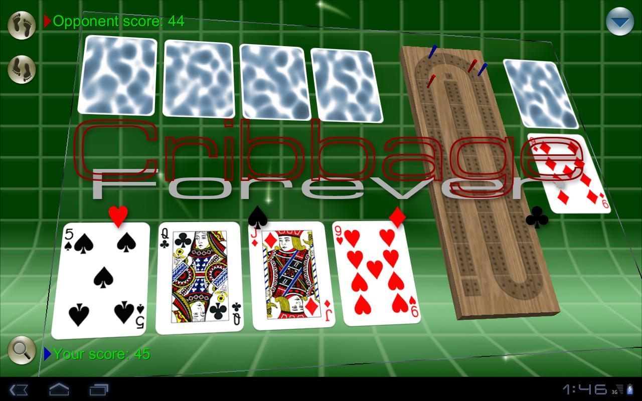 Cribbage Forever- screenshot