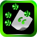 Tapatalk by Xparent - Green icon