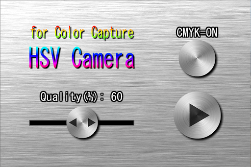 HSV Camera Get the color.