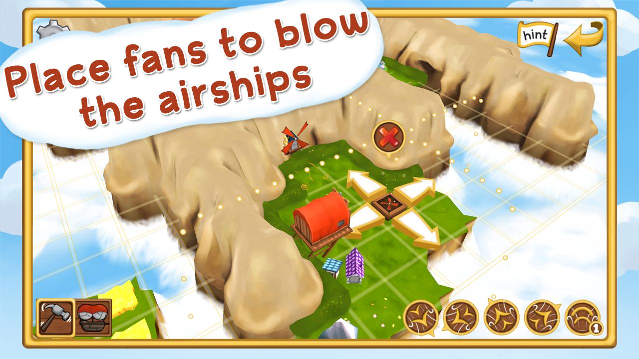 Kings Can Fly Free- screenshot