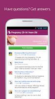 Screenshot of I'm Expecting - Pregnancy App