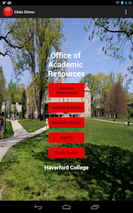 Haverford OAR - screenshot thumbnail