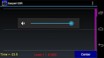 Screenshot of GSR