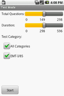NREMT EMT I-85 Exam Prep- screenshot thumbnail