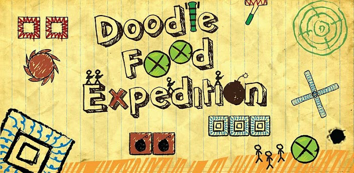 Doodle Food Expedition apk