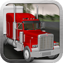 Big Red Truck Driver Pro icon