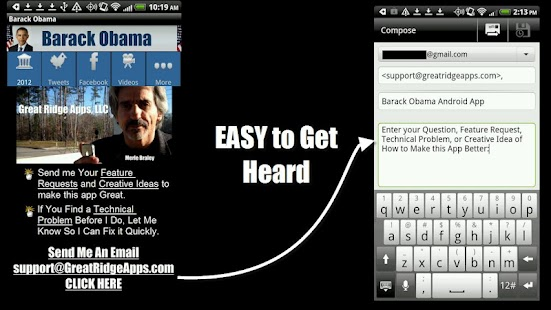 Barack Obama - screenshot thumbnail