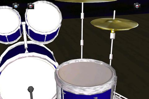 Drums 3D - screenshot