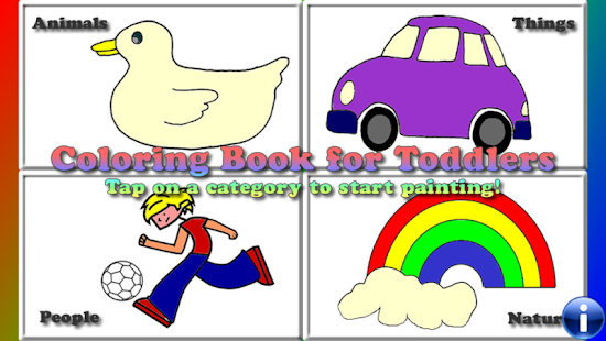 Coloring Book For Toddlers LT Screenshot Thumbnail