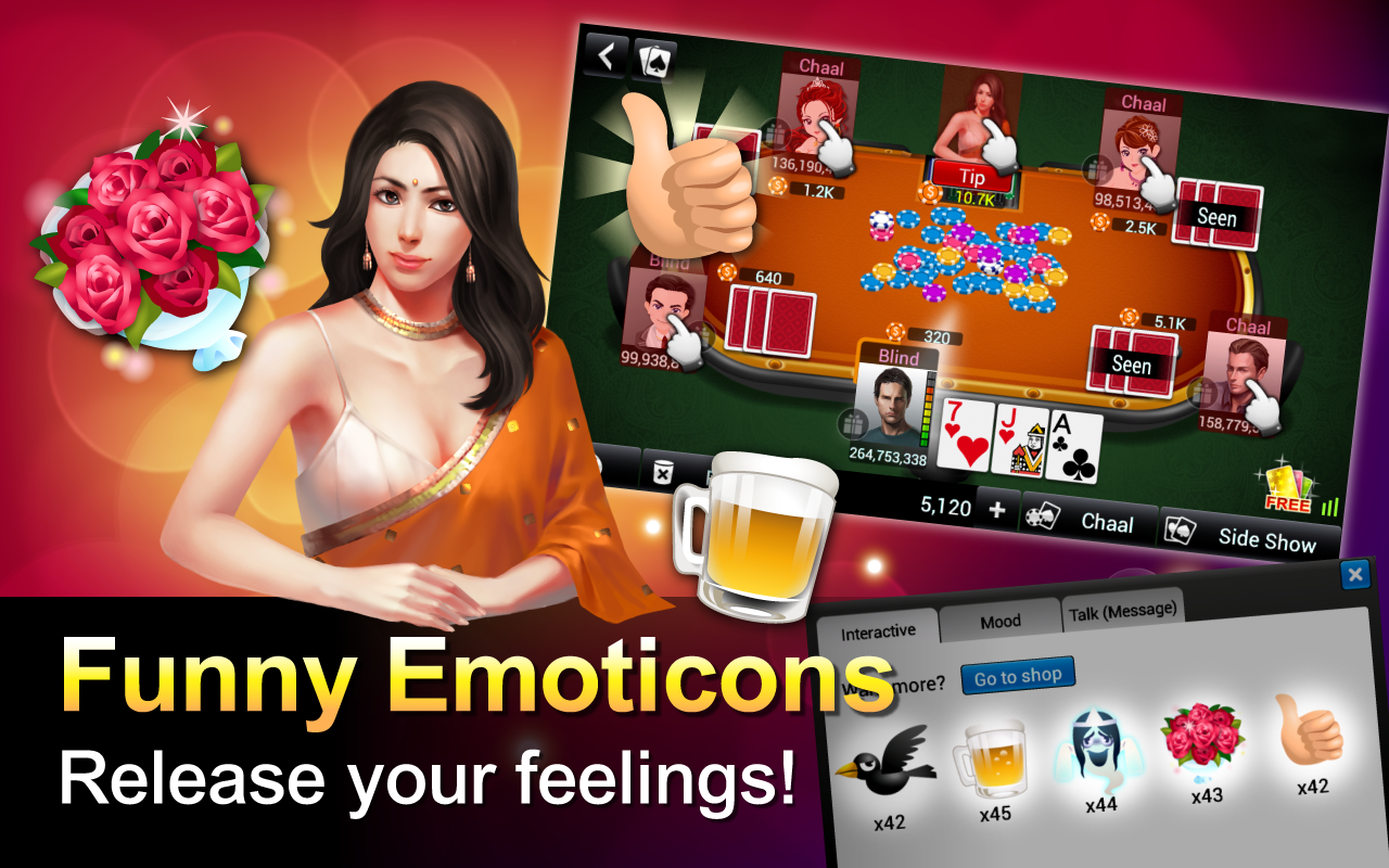 Page Teen Patti Video New 24