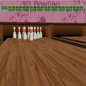3D Bowling 體育競技 App Store-癮科技App