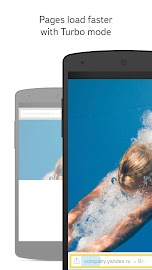 Yandex.Browser for Android Screenshot 4