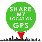 Share My Location GPS