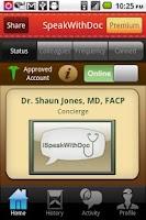 Screenshot of SpeakWithDoc-Provider