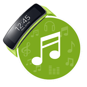 Music Player for Gear Fit Gratis