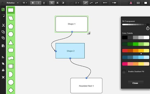 Diagrams.me Pro- screenshot thumbnail