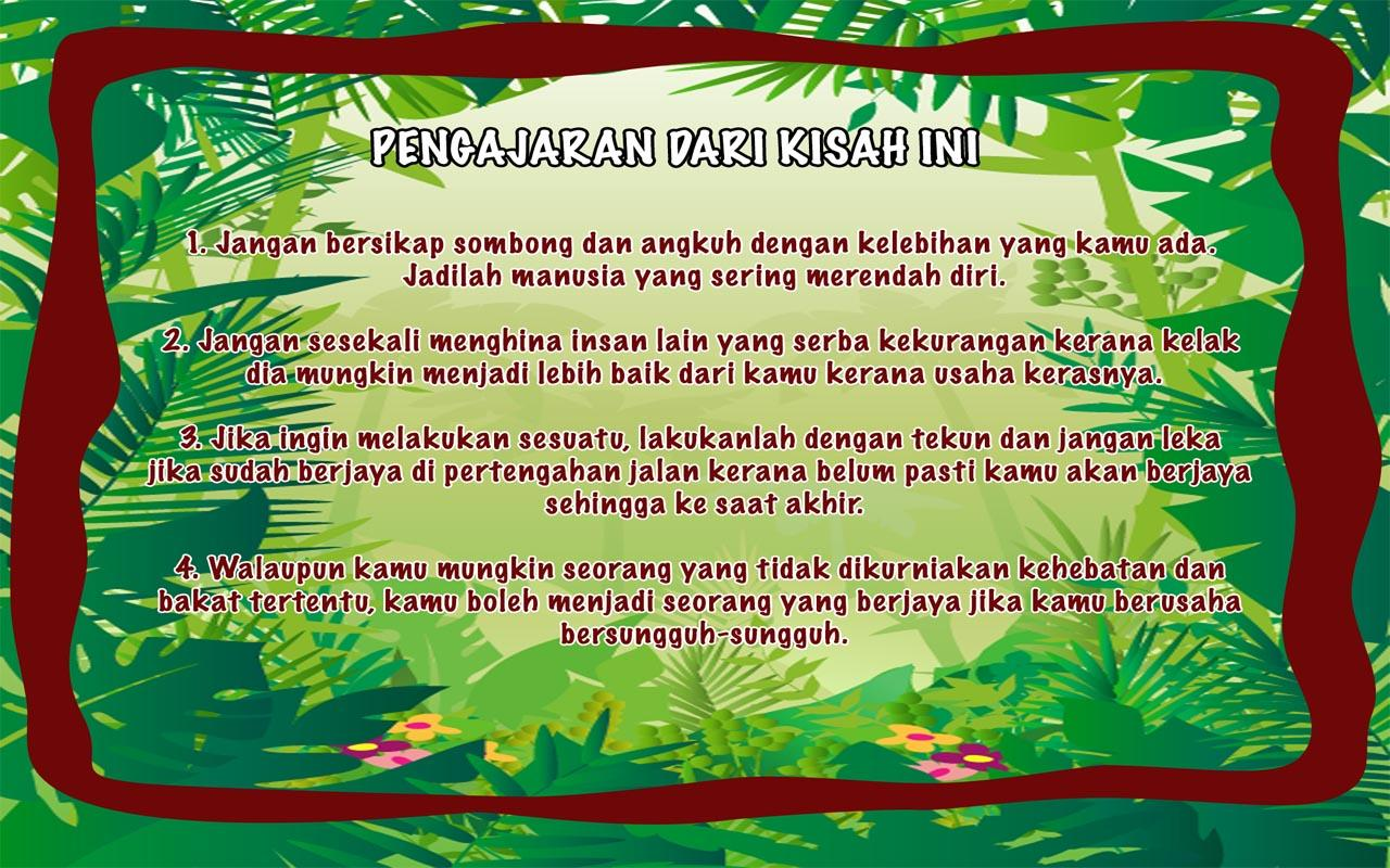 Cerita Kura Kura Dan Kancil Dalam Bahasa Sunda Alnimiva34 S Soup