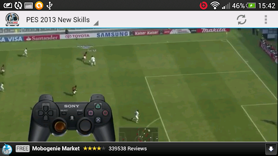 PES 2013 New Skills - screenshot thumbnail