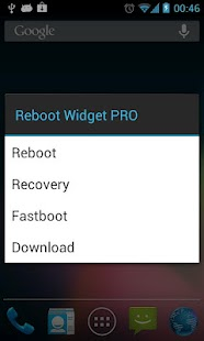 Automatic Reboot Widget PRO- screenshot thumbnail
