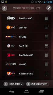 HD+ TV-Programm Guide - screenshot thumbnail